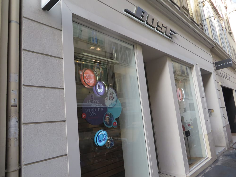 bose store lectronique 70 rue paradis palais de justice marseille france num ro de. Black Bedroom Furniture Sets. Home Design Ideas