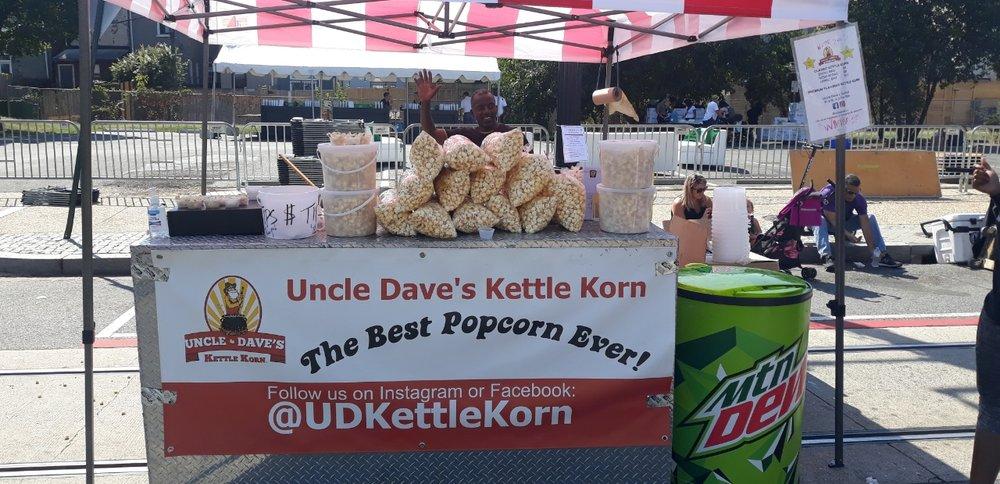 Uncle Dave's Kettle Korn: 241 Fort Evans Rd, Leesburg, VA