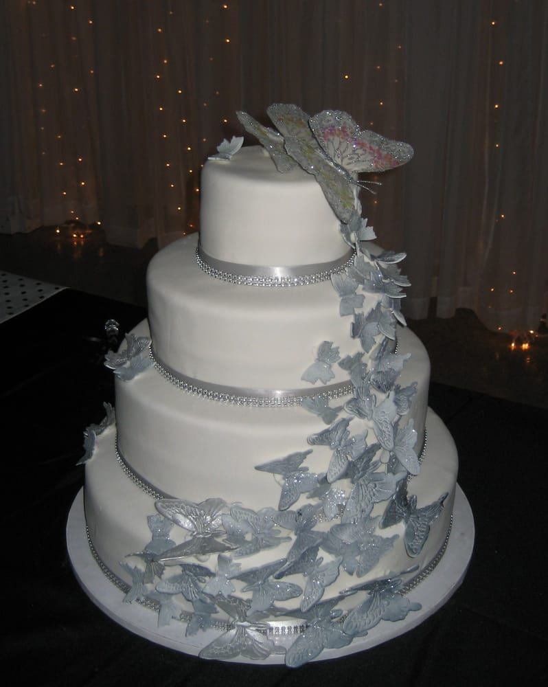 Wedding Cakes by Rosie: 2128 County Rd 900 E, Champaign, IL