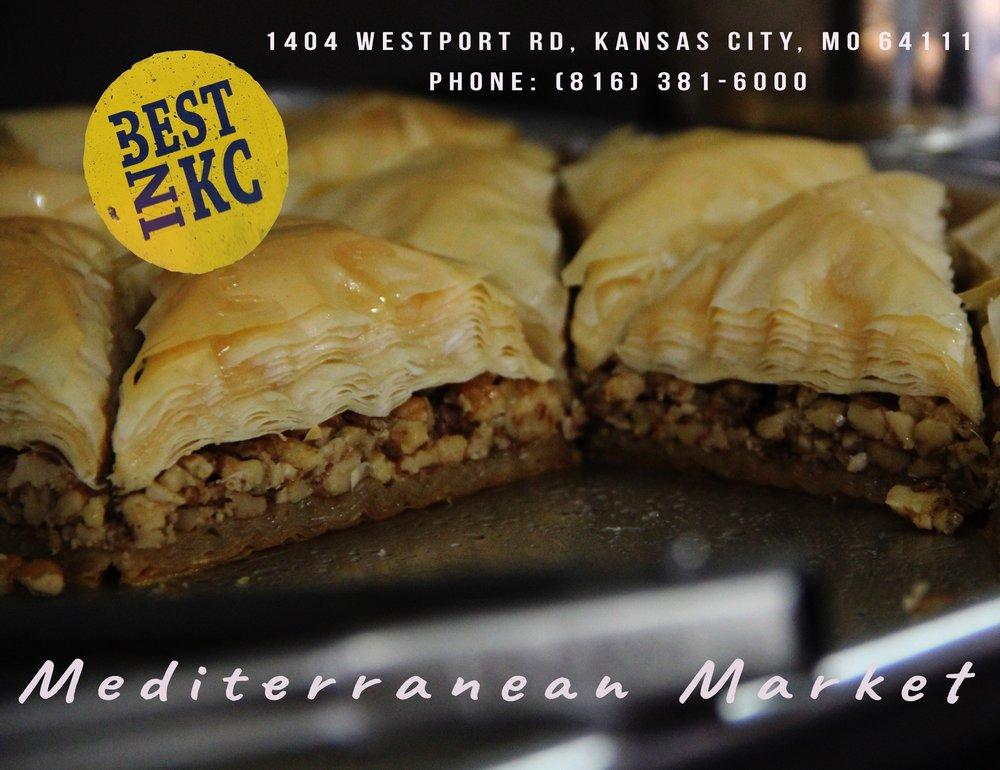 Mediterranean Market: 1404 Westport Rd, Kansas City, MO