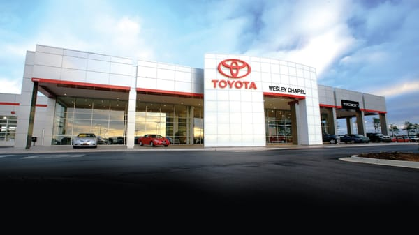 Delightful Wesley Chapel Toyota 5300 Eagleston Blvd Wesley Chapel, FL Car Service    MapQuest