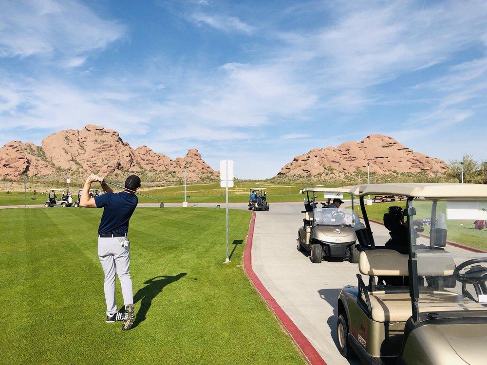 Papago Golf Course: 5595 E Moreland St, Phoenix, AZ