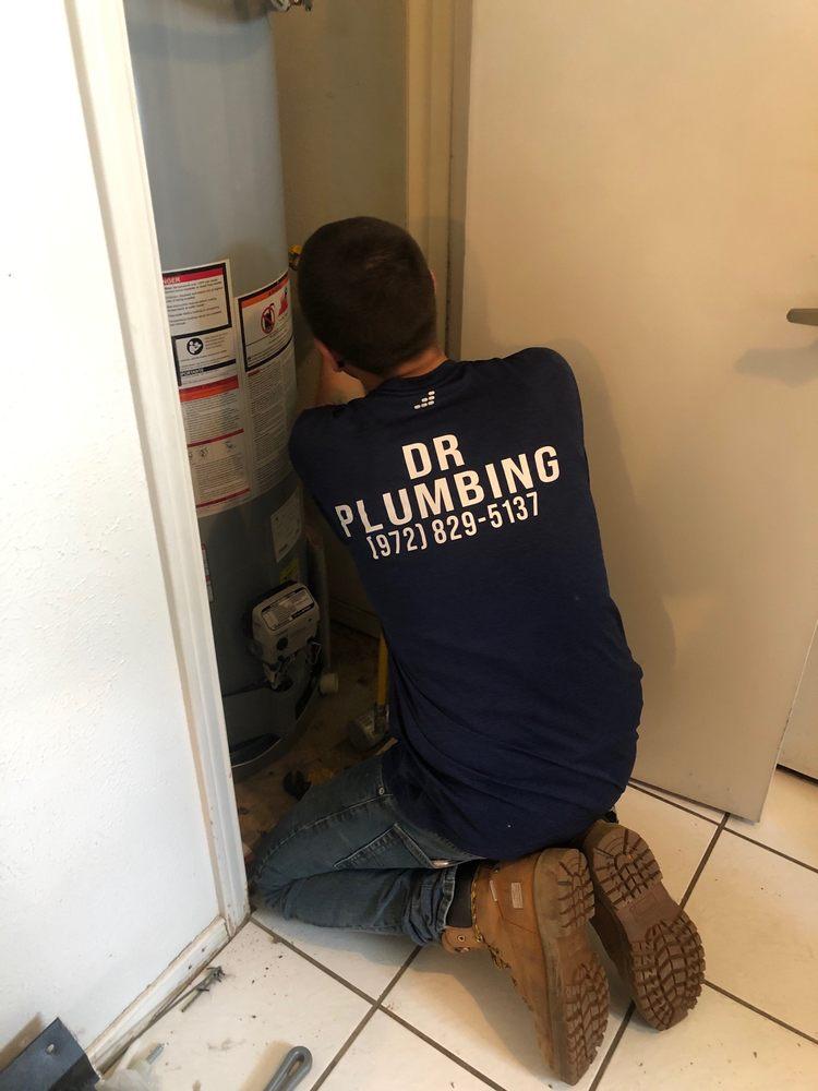 DR Plumbing & Home Renovations: Double Oak, TX