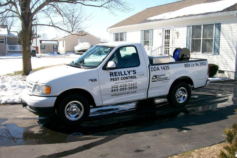 Reilly's Pest Control: 13 Walnut St, Selbyville, DE