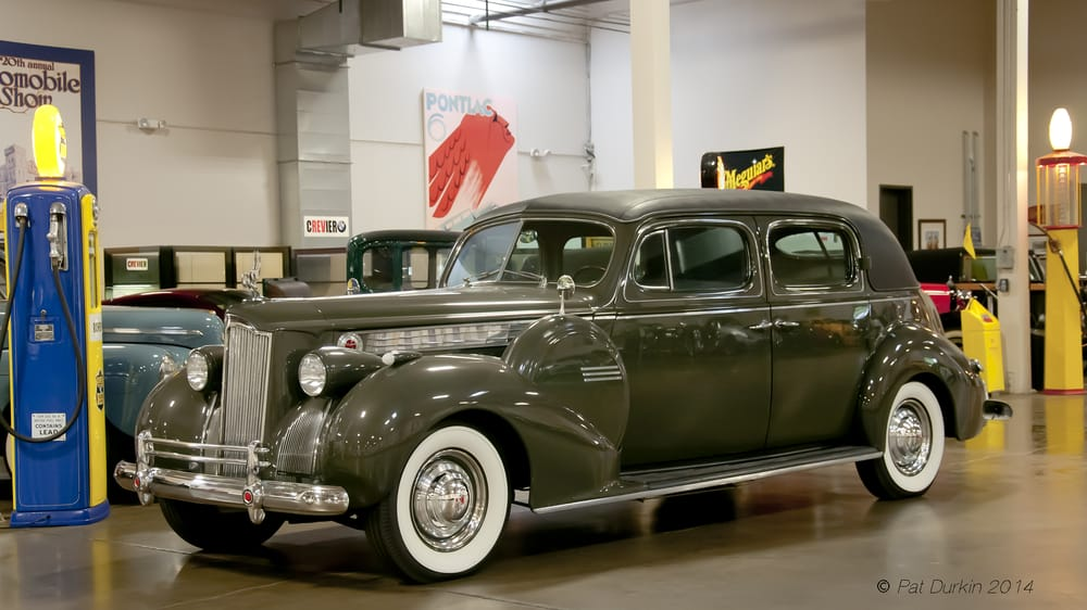 1940 Packard 1807 Super Eight Formal Sedan - Yelp