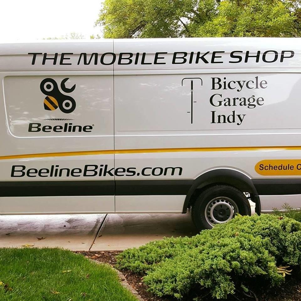 Beeline Bikes Powered by Bicycle Garage Indy