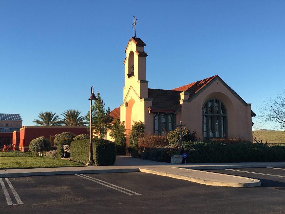 St Anne Church: 2800 Camino Diablo, Byron, CA