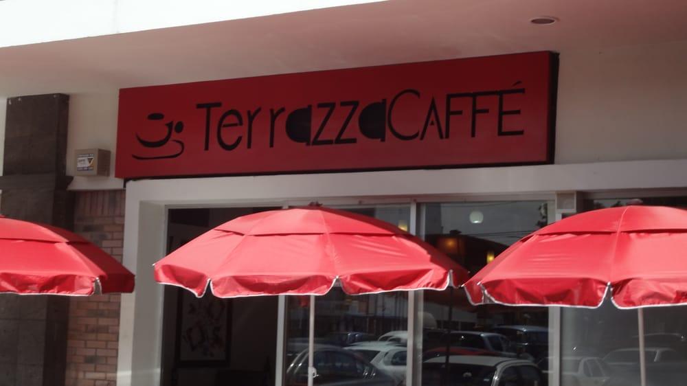 Terraza Café Cafeteria Av 17 Poniente Huexotitla