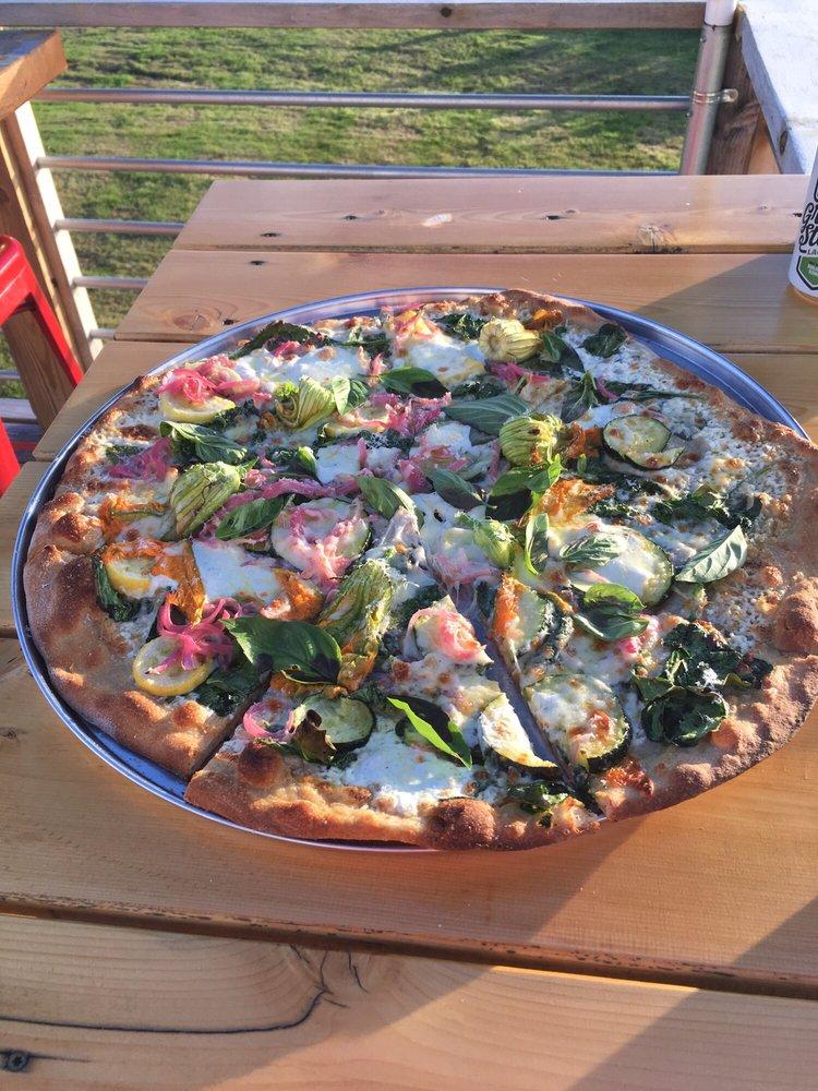 Fire Tower Pizza: 1208 Vermont Rt 12, Elmore, VT