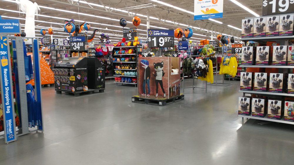 Walmart Supercenter: 580 Livingston Ave, Cheyenne, WY