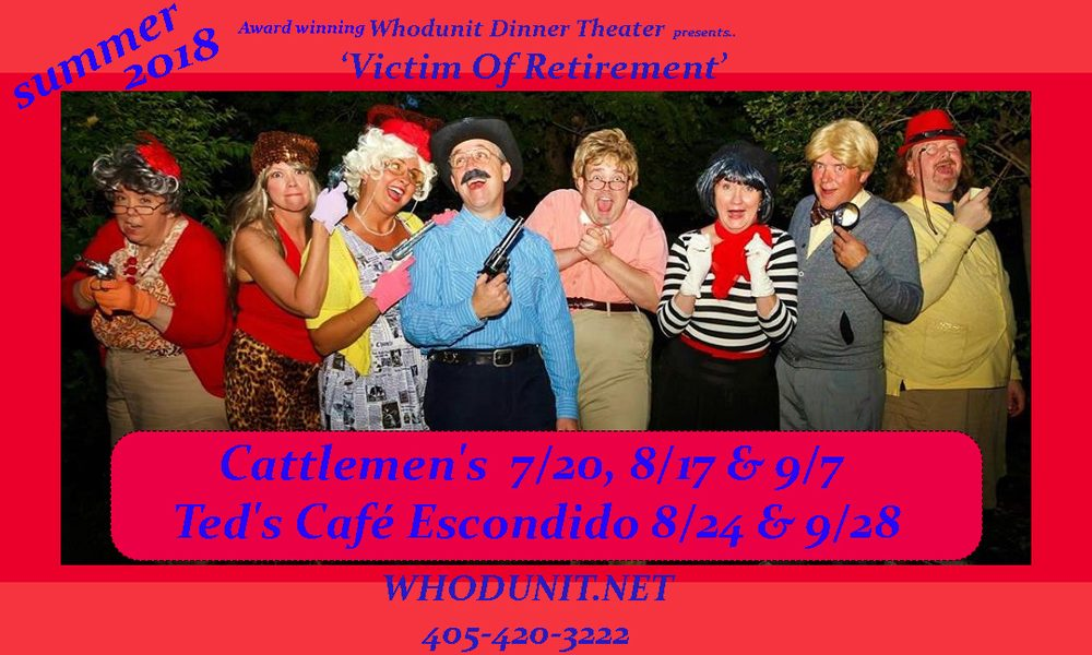 Whodunit Dinner Theater