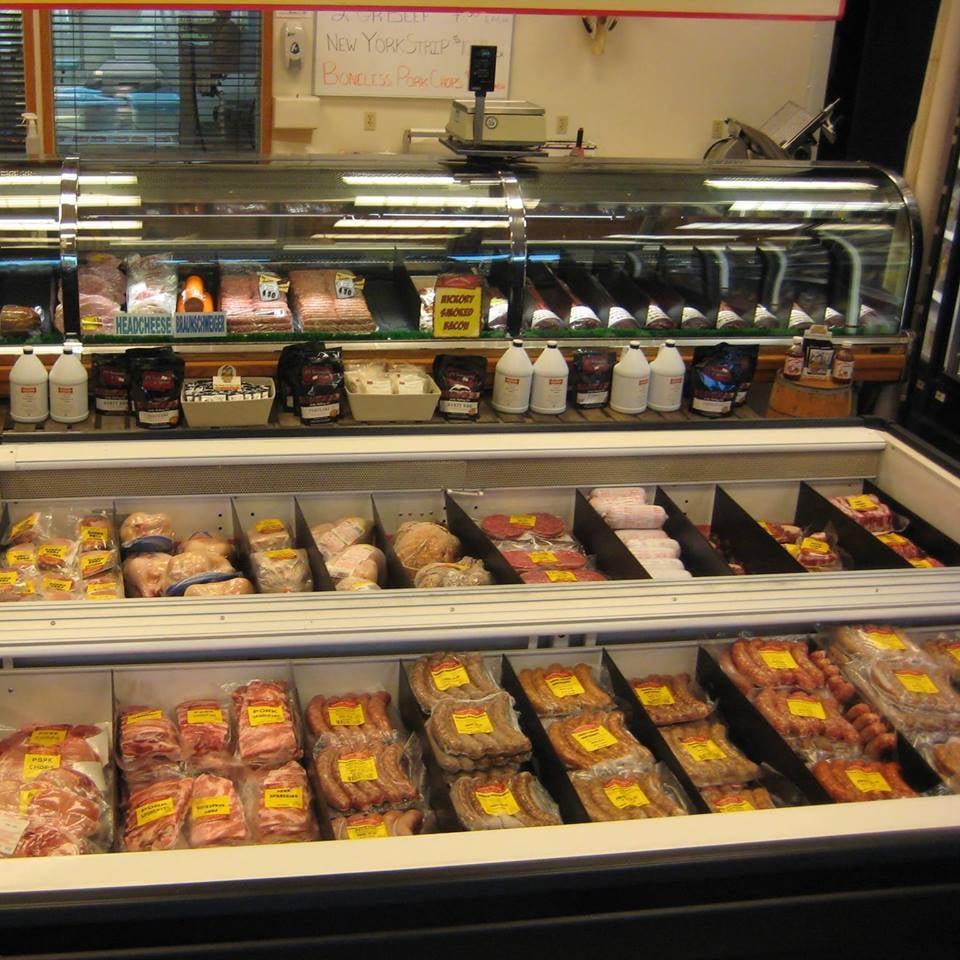 Custom Meats: 1300 State Hwy 107, Marathon, WI