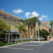Offering Moving And Photo Of Security Self Storage   Plantation, FL, United  States. Your Premier Storage
