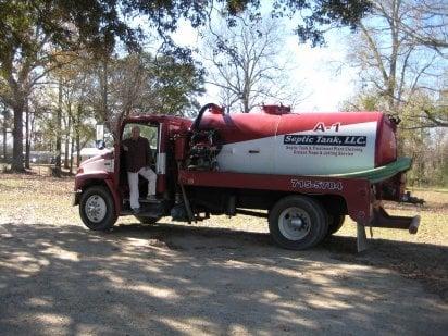 Bracys A-1 Septic: 42291 Black Bayou, Gonzales, LA