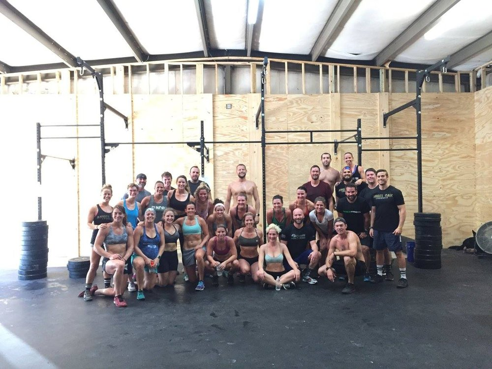 Angel Oak Crossfit