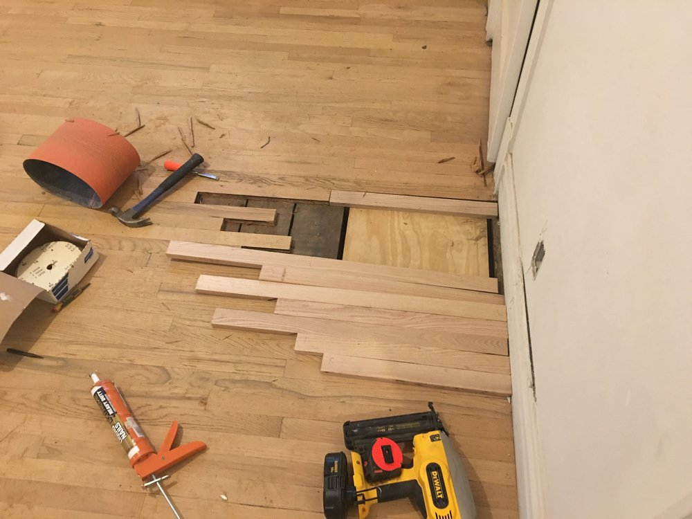 Brookfield Wood Floor Refinishing: 3701 Forest Ave, Brookfield, IL