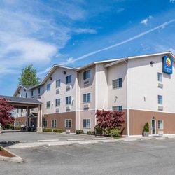 Photo Of Comfort Inn Auburn Seattle Wa United States
