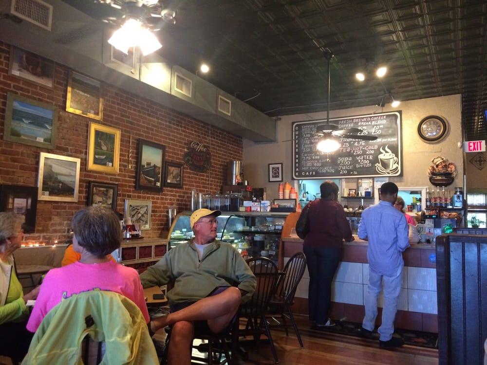 Coffee Break Cafe Georgetown Sc