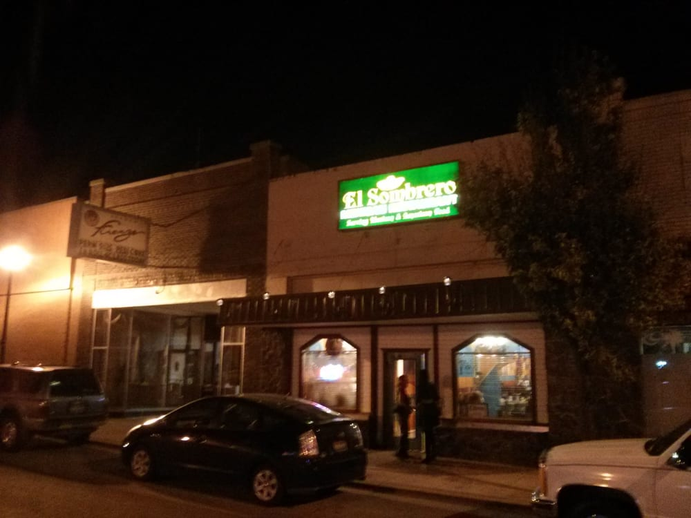 El Sombrero Restaurant: 143 W Main St, Jerome, ID