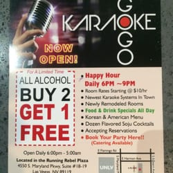GoGo Karaoke Room - 135 Photos & 233 Reviews - Karaoke