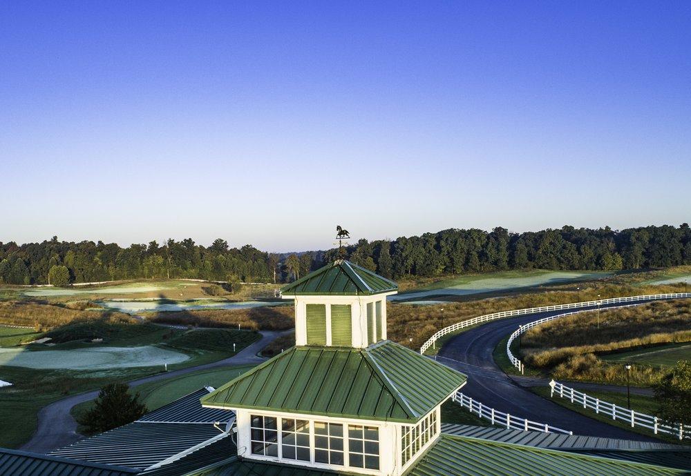 Chariot Run Golf Club: 8191 Chariot Run Dr SE, Laconia, IN