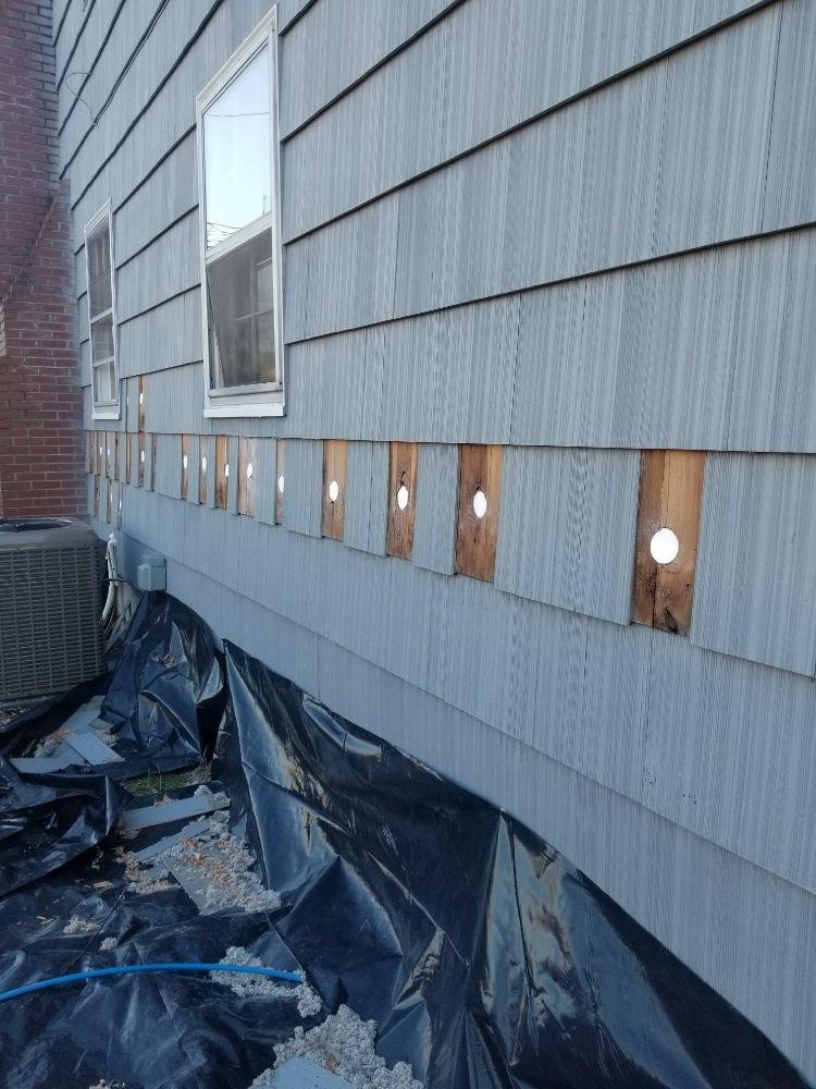 R&R insulation: Seabeck, WA