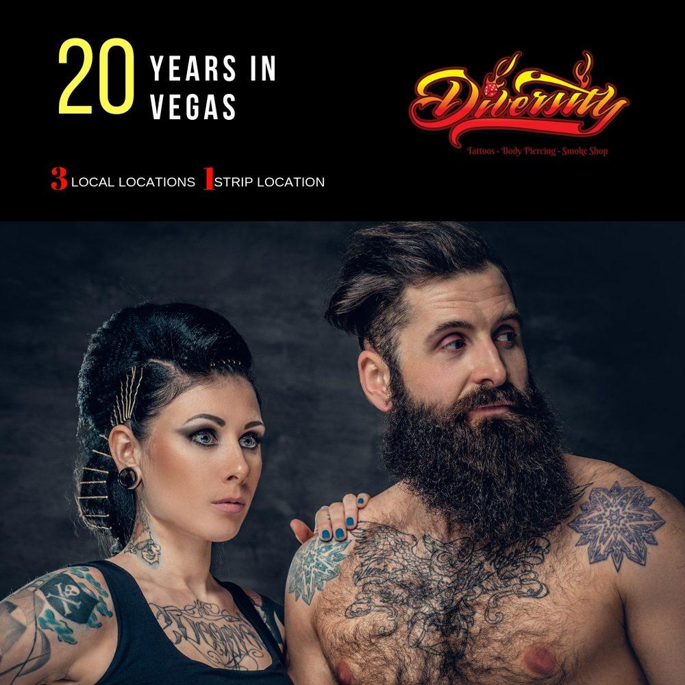 Diversity Tattoo