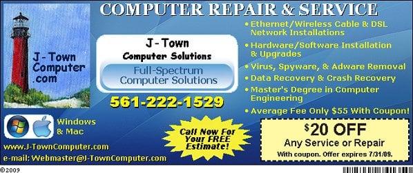 J-Town Computer