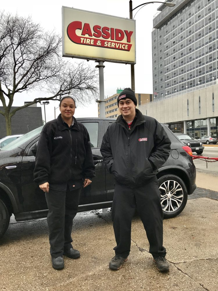 Cassidy Tire & Service: 7227 W North Ave, River Forest, IL