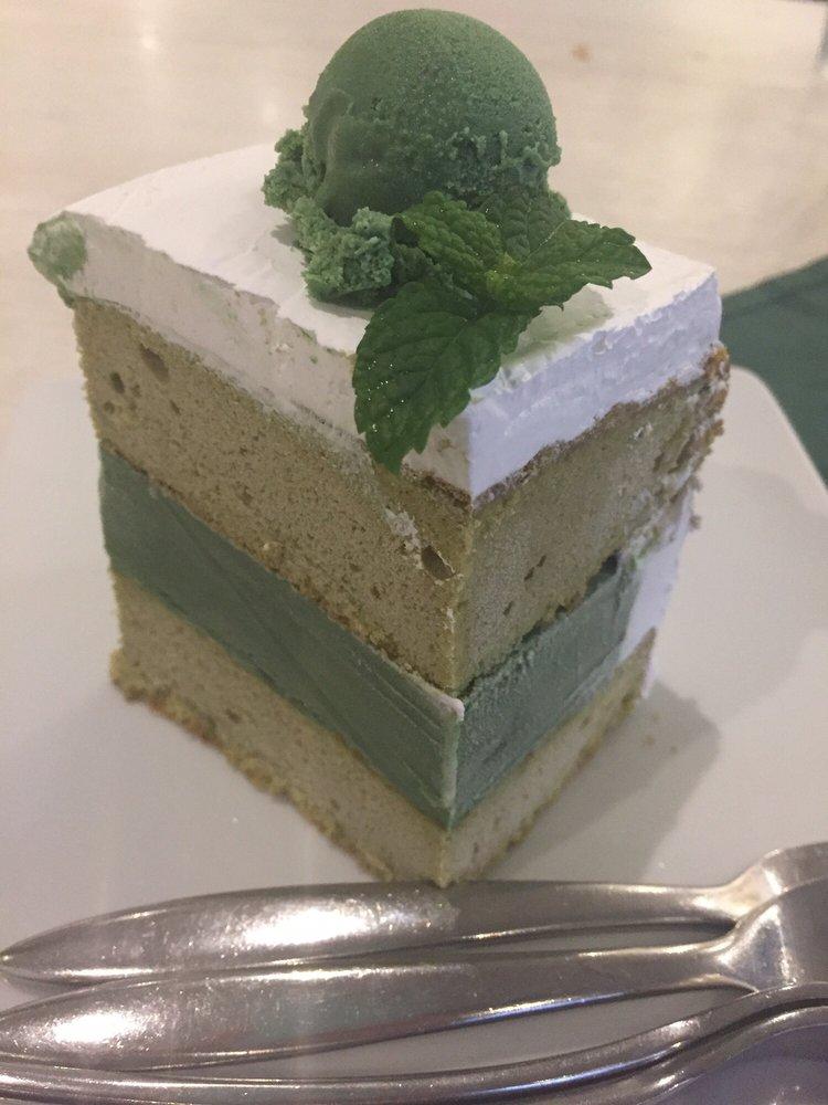 green tea ice cream cake yelp