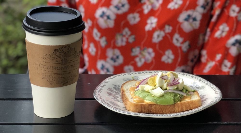 Social Spots from Commonwealth Coffeehouse and Bakery