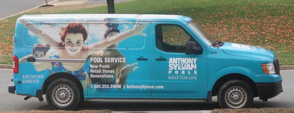 Anthony & Sylvan pools: 44031 Ashburn Shopping Plz, Ashburn, VA
