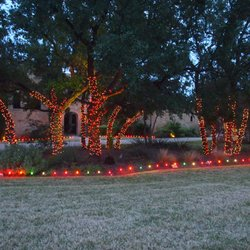 photo of christmas decor by longhorn services austin tx united states