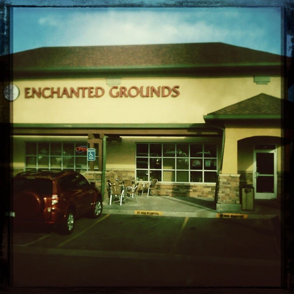 Highlands Ranch Locksmith: Caffeine Flavored Photo For The Coffee House.