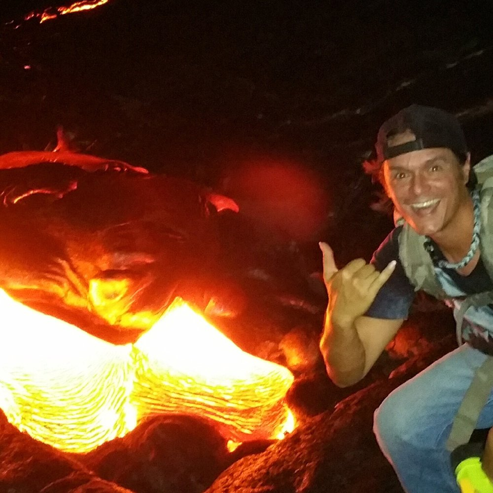 Lava Boy: Pāhoa, HI