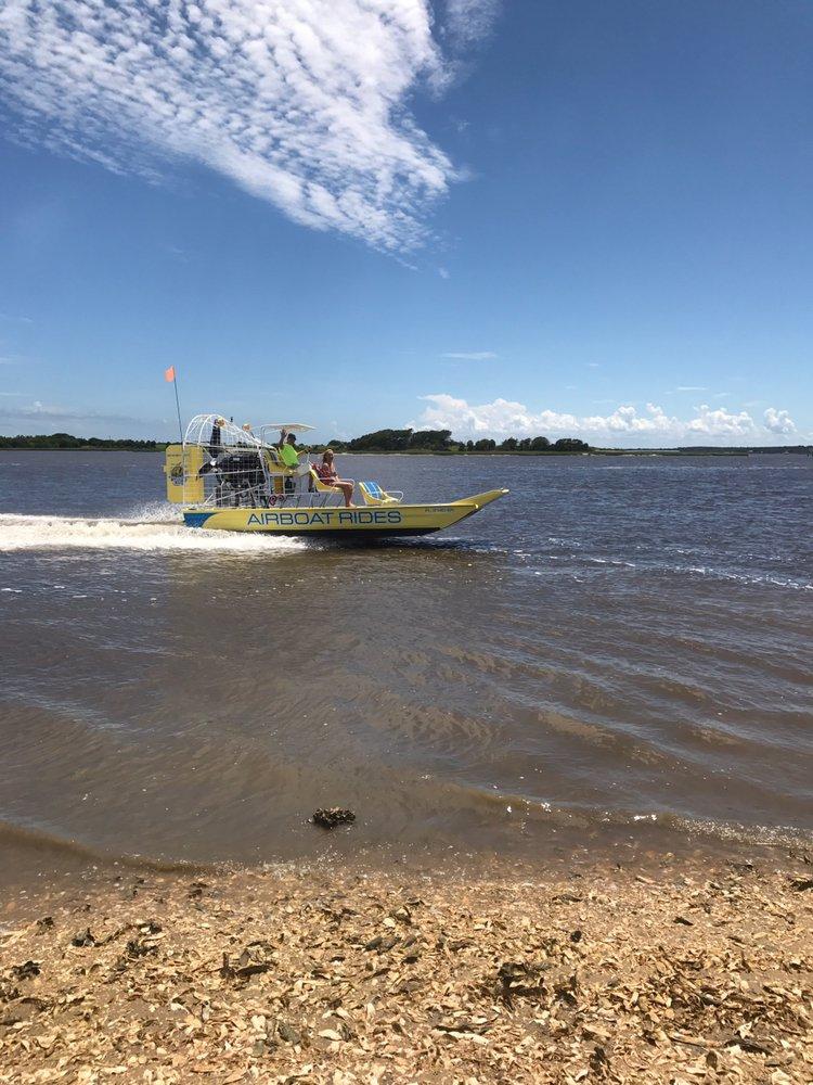 Captain Jed's Airboat Tours: 2317 River Ridge Rd, DeLand, FL