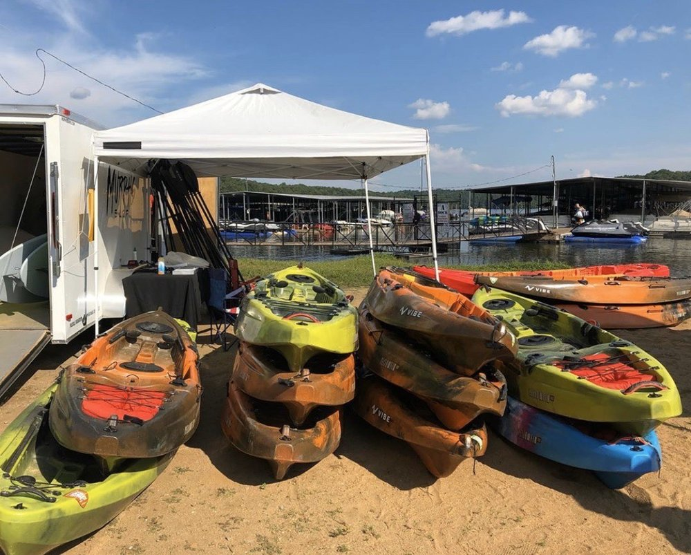Lake Allatoona Kayaking & Paddle Boarding: 6986 Bells Ferry Rd, Canton, GA