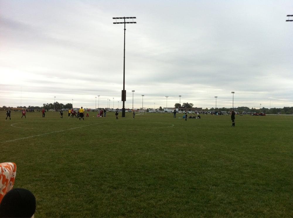 Lacey Complex Ball Field: 2060 238th St, Oskaloosa, IA