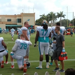 06f3d25c Miami Dolphins - 38 Photos - Amateur Sports Teams - 7500 SW 30th St, Davie,  FL - Phone Number - Yelp
