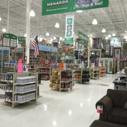 Menards Building Supplies 1825 Mercantile Dr Sycamore Il