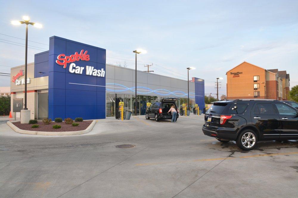 Sparkle Car Wash: 3808 Easton Nazareth Hwy, Easton, PA