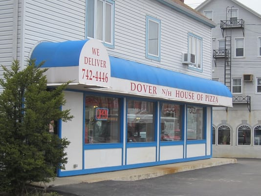Dover House of Pizza - Pizza - 519 Central Ave, Dover, NH ...