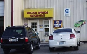 Weldon Springs Automotive & Tire: 818 Ofallon Rd, Saint Charles, MO