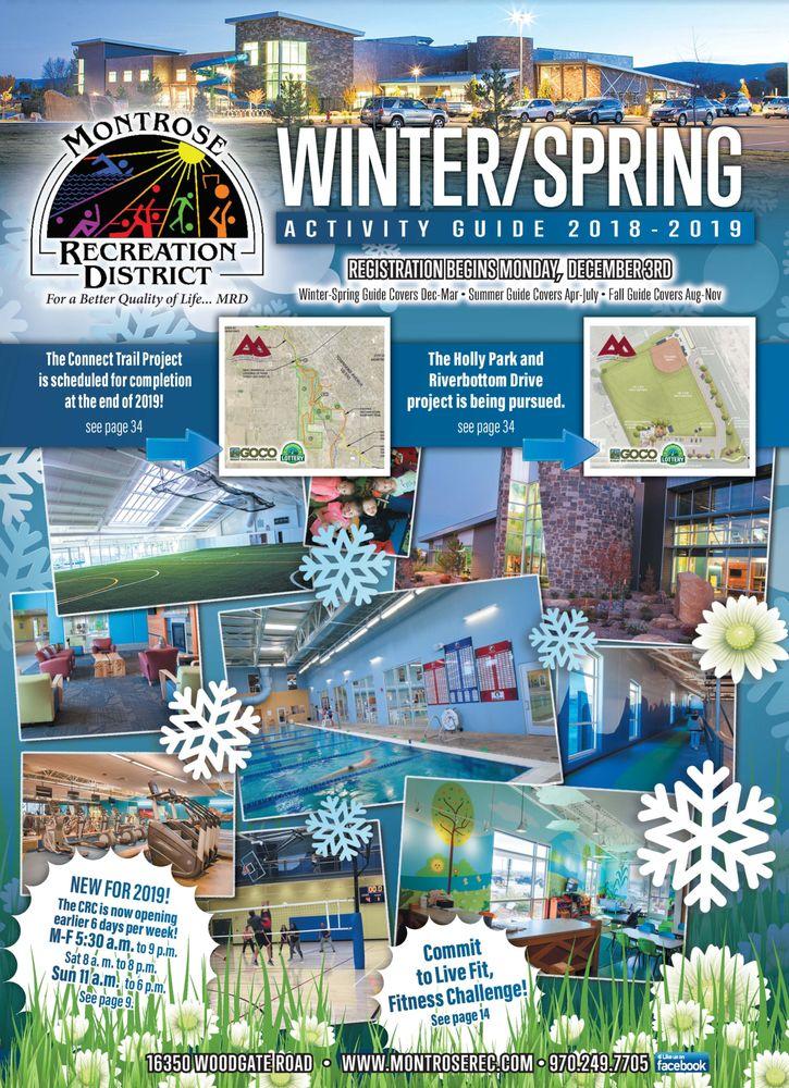 Montrose Recreation: 16350 Woodgate Rd, Montrose, CO