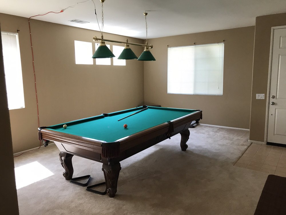 Pool Table Moving Recovering Riverside San Bernardino Orange - Pool table movers riverside