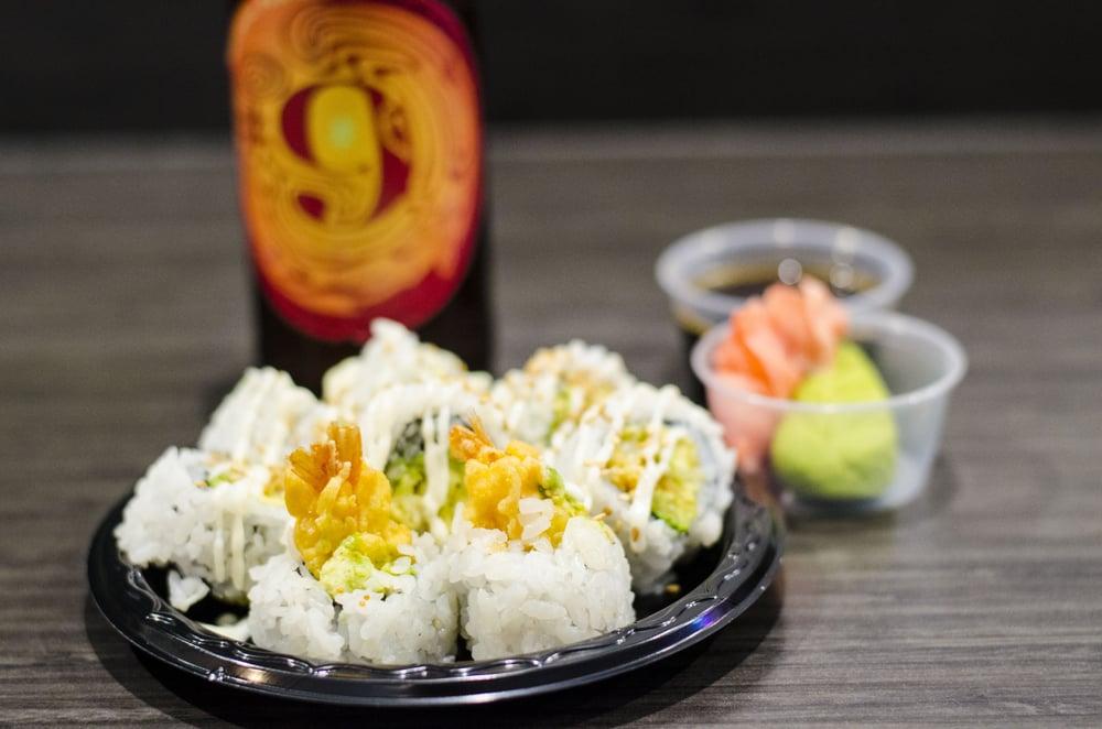 Rollbotto Sushi: 221 1st St N, St. Petersburg, FL