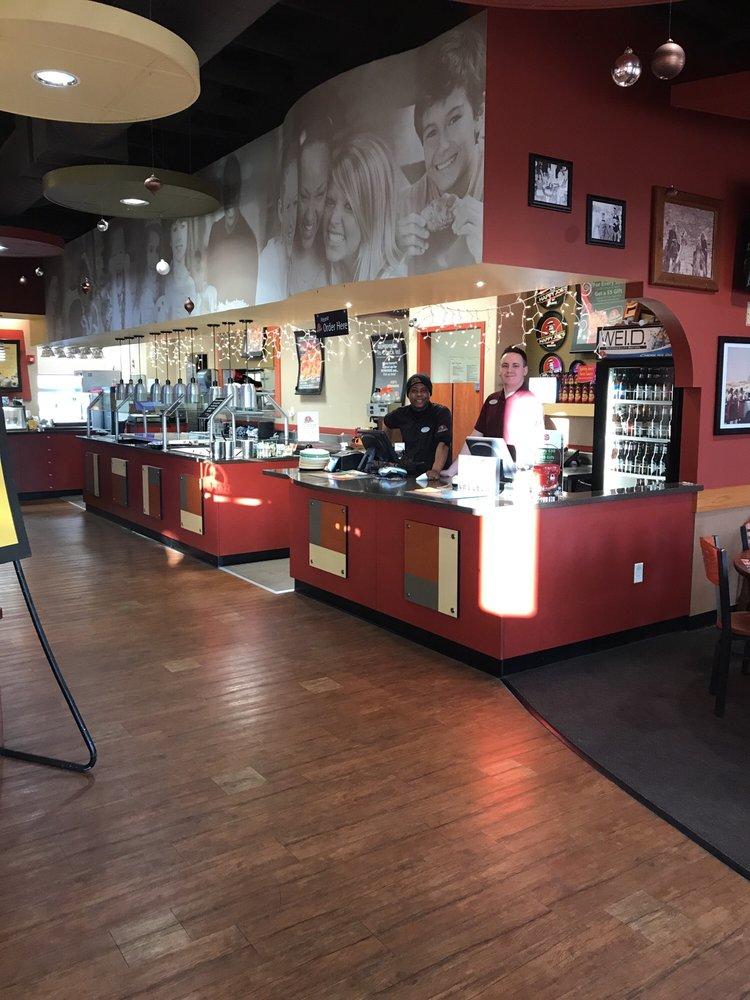 Happy Joe's Pizza & Ice Cream: 1011 Lawrence Dr, Burlington, IA