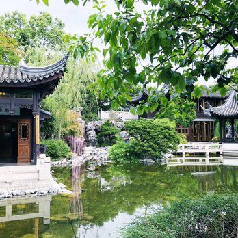 photo of lan su chinese garden portland or united states - Chinese Garden Portland