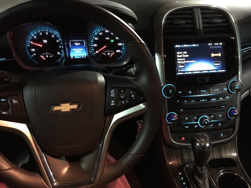 Photo Of Hertz A Car Atlanta Ga United States Chevy Malibu