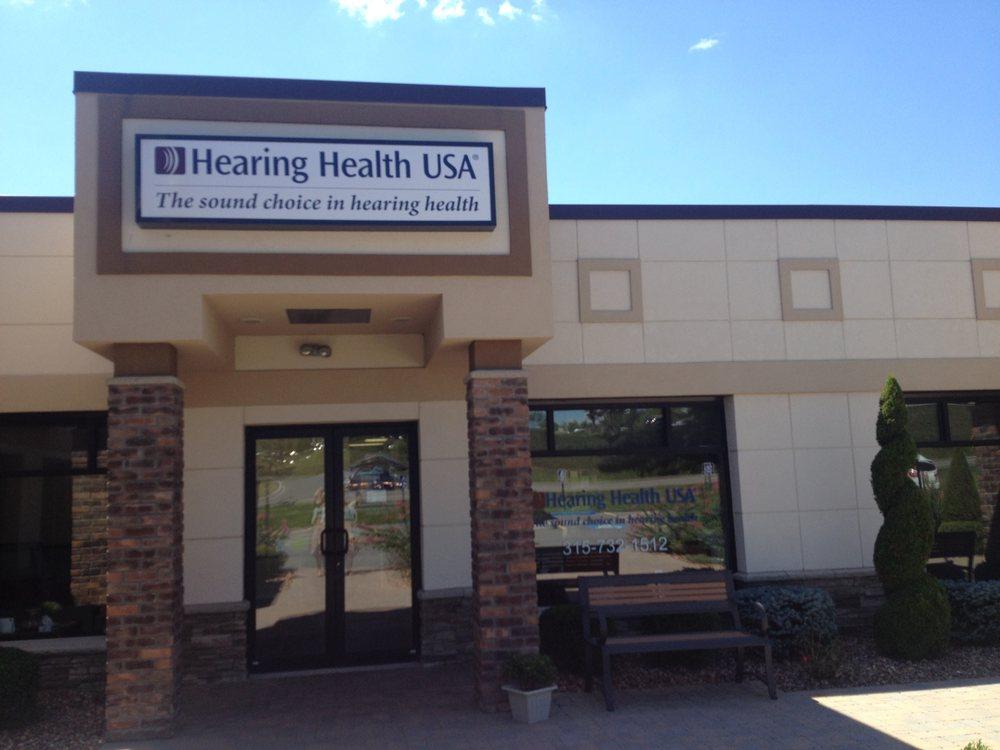 Hearing Health USA: 8376 Seneca Tpke, New Hartford, NY